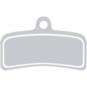 Accent Shimano Saint (M810)  klocki hamulcowe spiekane
