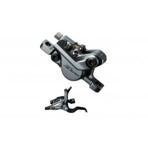 Shimano Alivio M4050 Okładziny Żywiczne hamulec hydrauliczny