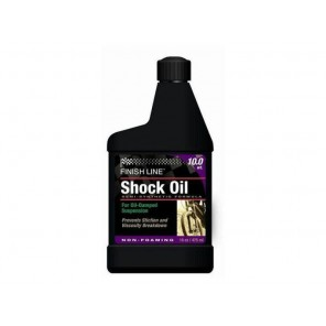 Finish Line Olej SHOCK OIL do amortyzatorów 470ml 10 wt