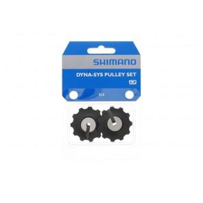 Shimano SLX Dyna-Sys kółka górne i dolne przerzutki