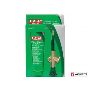 WELDTITE TF2 grease GUN & BIKE grease TEFLON + pistolet 125ml