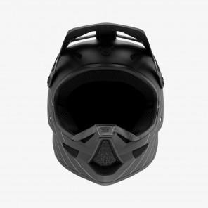 Kask full face 100% STATUS DH/BMX Helmet Essential Black roz. L (59-60 cm) (NEW)