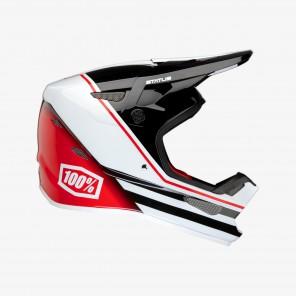 Kask full face 100% STATUS DH/BMX Helmet Patrima roz. XL (61-62 cm) (NEW)